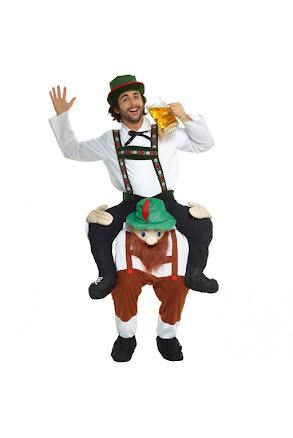 Morphsuit, Piggyback Bavarian