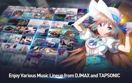 TAPSONIC TOP - Music Grand prix 1.23.7 screenshots 9