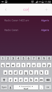 Listen to Live Algerian Radio- screenshot thumbnail