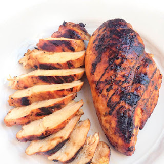 Honey Chipotle Grilled Chicken Breasts