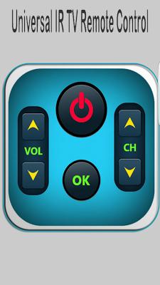 Universal Remote Control TV - screenshot