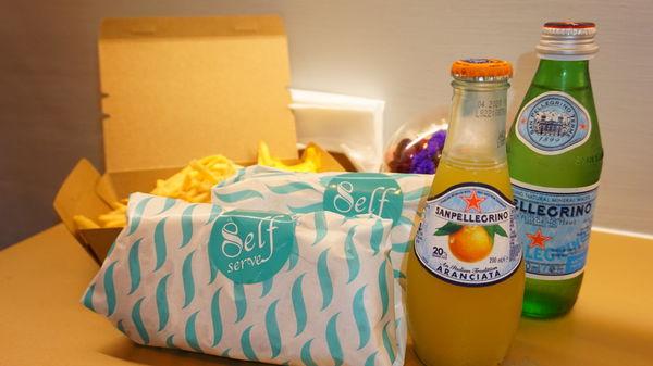 Self Serve 歐式健康帕尼尼專賣-來體驗正統義大利帕尼尼的精髓 /台南健康美食推薦