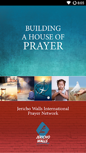 Jericho Walls Prayer App- screenshot thumbnail