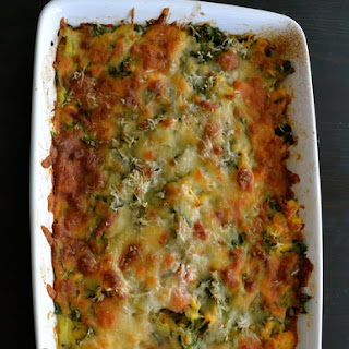 Healthy Green Vegetable Casserole Recipes