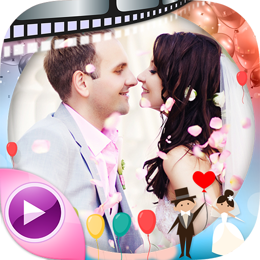 Wedding Video Maker 遊戲 App LOGO-硬是要APP