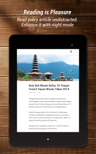 Kurio – Baca Berita Terbaru app (apk) free download for Android/PC/Windows screenshot
