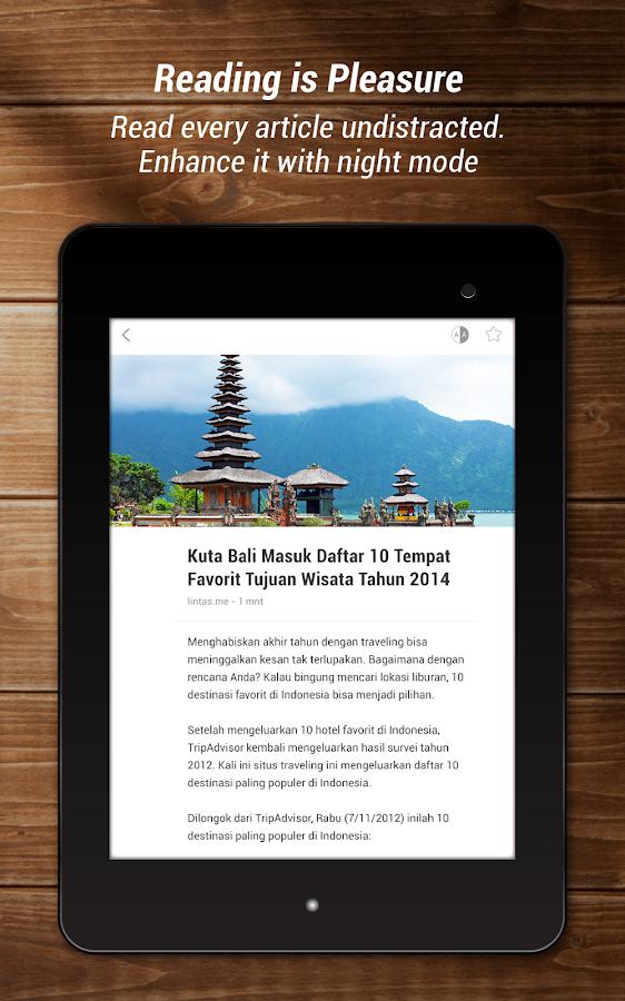 Kurio – App Berita Indonesia- screenshot