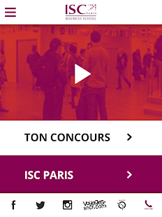 ISC Paris- screenshot thumbnail