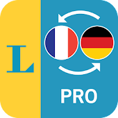 French <> German Talking Dictionary Professional