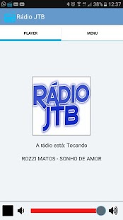 Rádio JTB- screenshot thumbnail