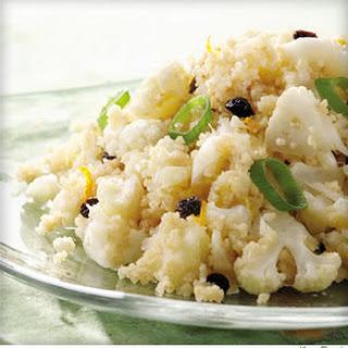 Cauliflower & Couscous Pilaf