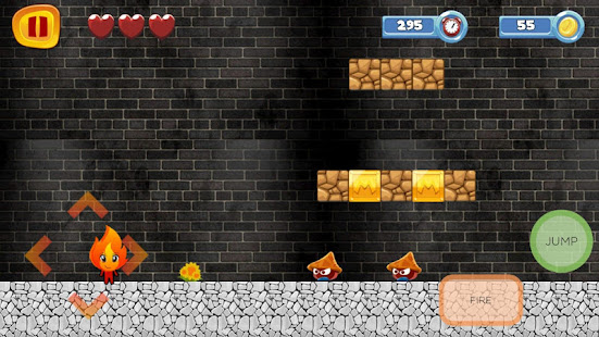 Download Red Boy And Blue Girl Advanture For PC Windows and Mac apk screenshot 5