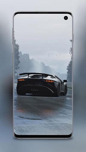 Sports Car Wallpaper - Lamborghini Wallpaper screenshots 5