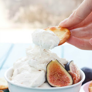Farm Boy Fig and Walnut Cream Cheese Dip Copycat