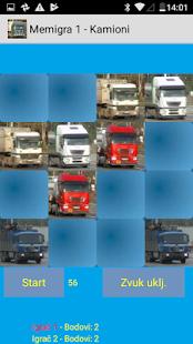 Memigra 01 - Kamioni - náhled