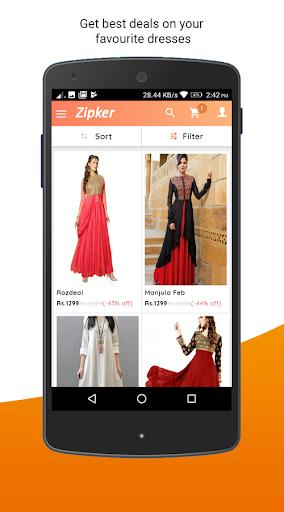 Zipker Women's Online Shopping  screenshots 4