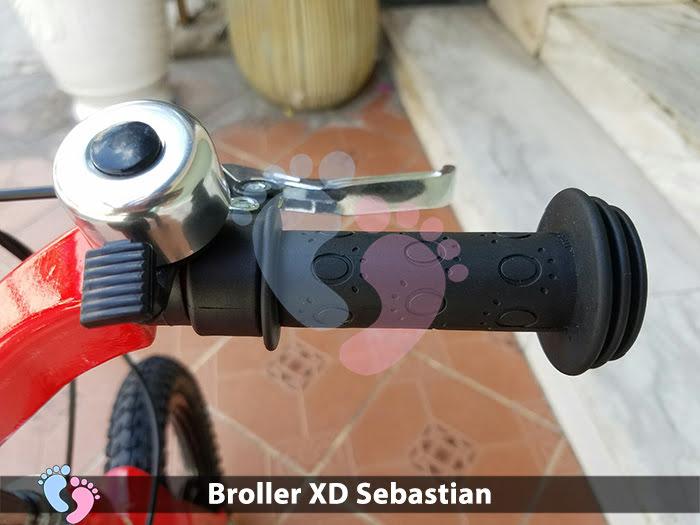 Xe đạp cho bé Broller XD Sebastian 6