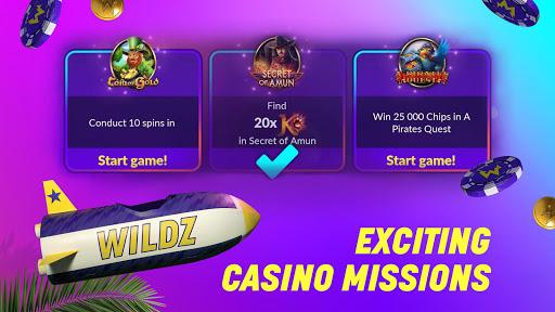Wildz.fun Casino apkpoly screenshots 5