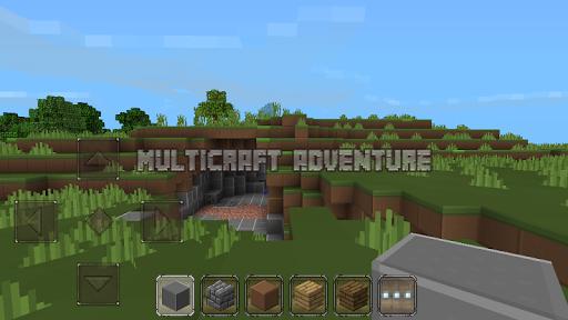 MultiCraft Adventure 63.1.0 Cheat screenshots 1