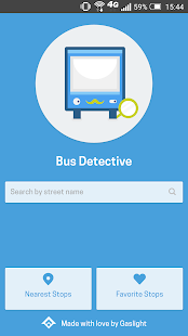 Bus Detective- screenshot thumbnail