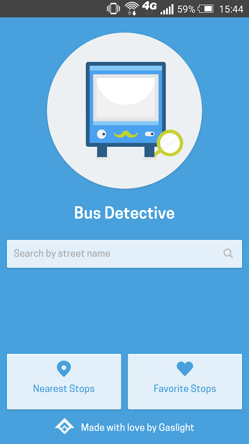 Bus Detective- screenshot