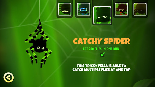 Spider Trouble Screenshot