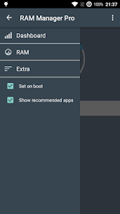 RAM Manager Pro- screenshot thumbnail