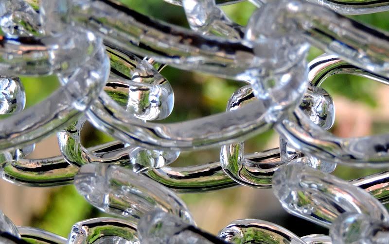 la catena di vetro di renzo brazzolotto