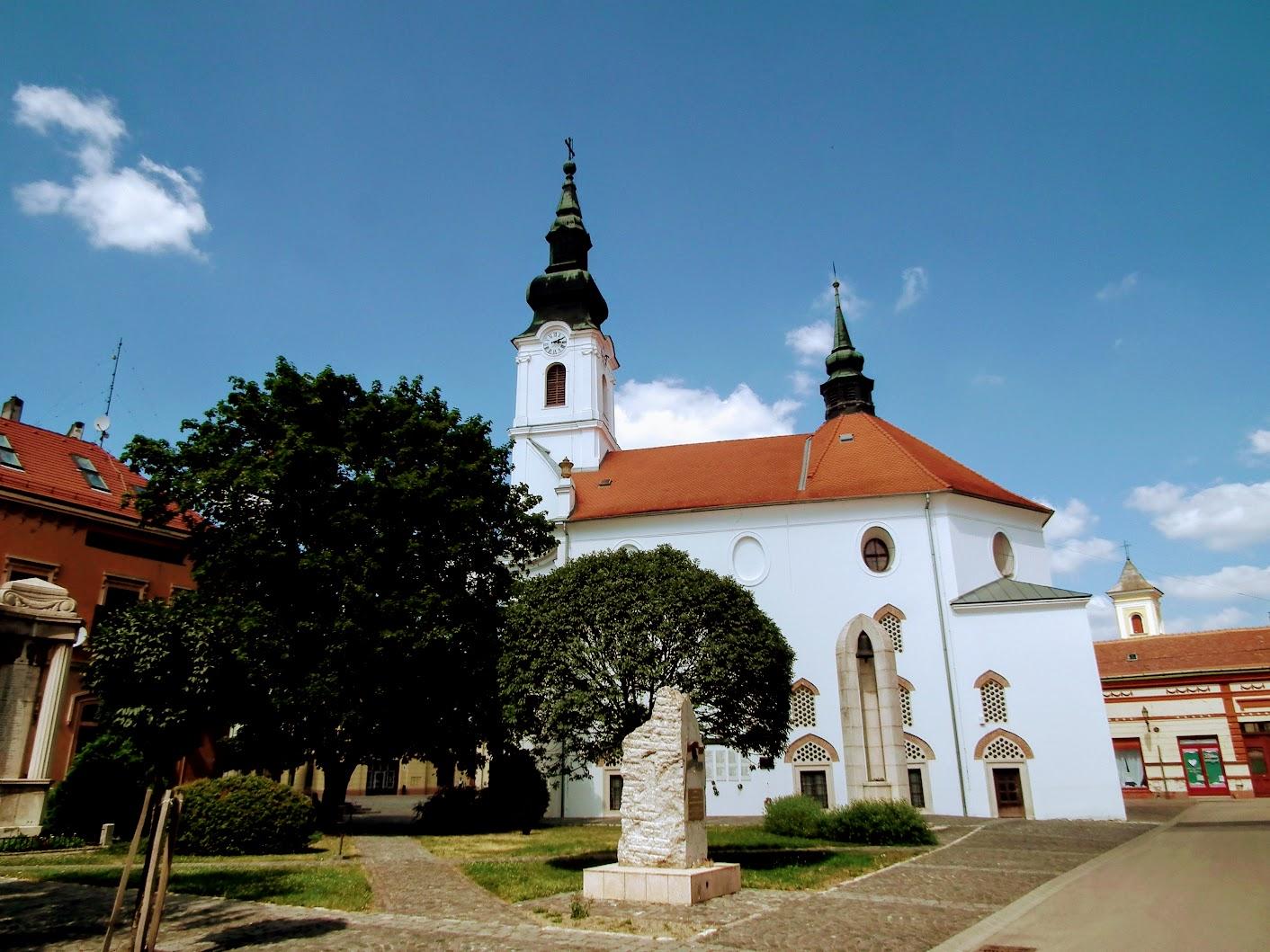 Szigetvár - Szent Rókus rk. templom