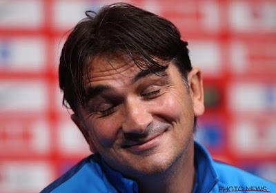 """Le sélectionneur de la Croatie après la défaite contre l'Angleterre: """"C'est un résultat logique"""""""