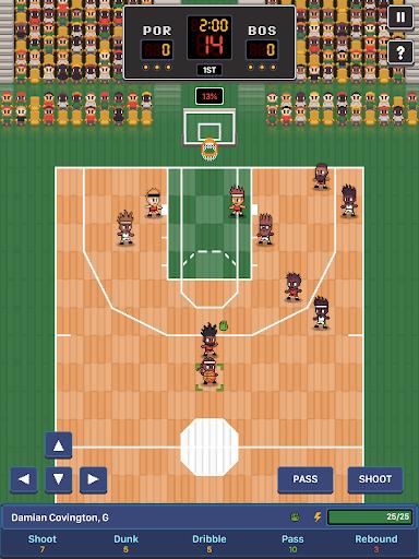 Hoop League Tactics 1.6.4 screenshots 12