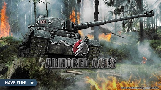 Armored Aces – Tanks in the World War 10
