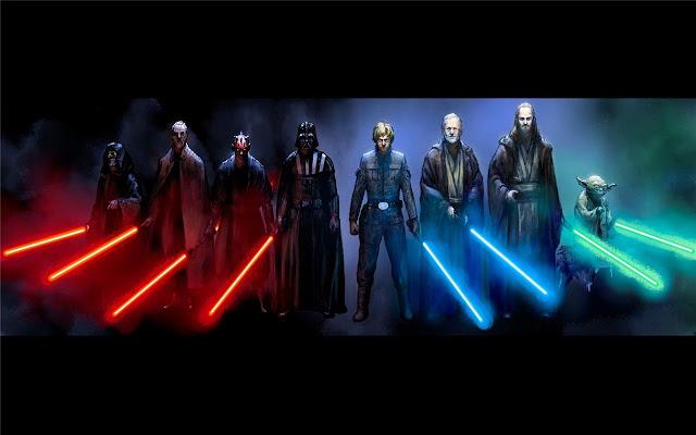 Star Wars Series Themes New Tab
