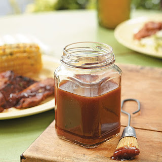 Whiskey Cola BBQ Sauce.