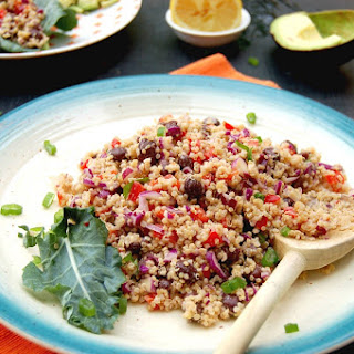 Quinoa Salad – Whole Food Plant Based