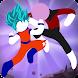Dragon Stickman : Champion Ultra saiyan Anime