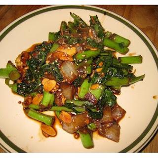 Oriental Bok Choy Salad