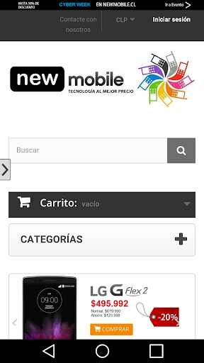 NEW MOBILE SHOPPING