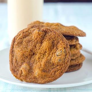 Chewy Gingerbread Raisin Cookies Recipe