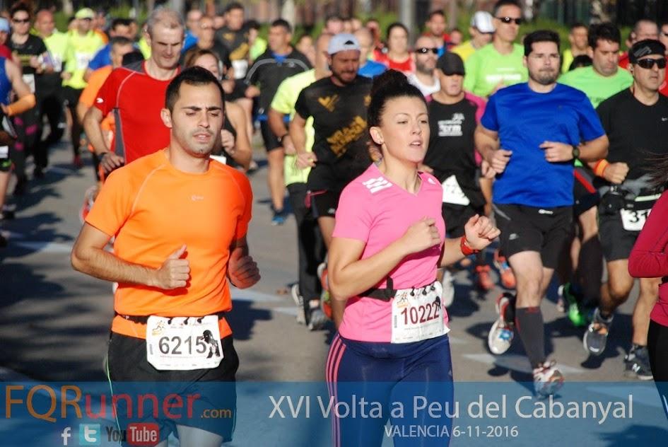 XVI Volta a Peu del Cabanyal de Valencia 2016