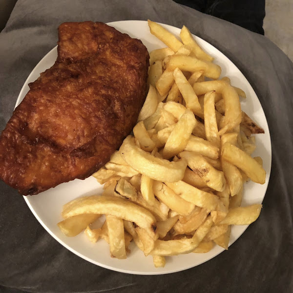 SMALL! GF Fish and Chips