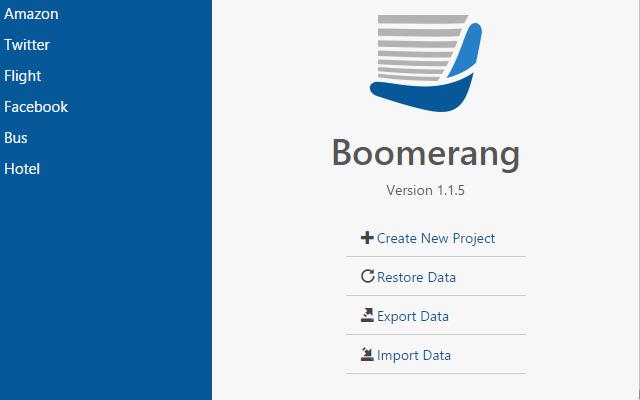 Boomerang - SOAP & REST Client
