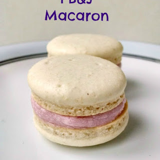 PB&J Macaron for a Mother's Day #SundaySupper