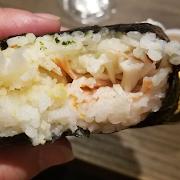 Shumai (Shrimp) Riceball