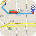 GPS Nearby Route Finder icon