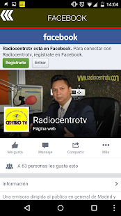 Radio Centro TV- screenshot thumbnail