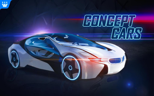 Concept Car Driving Simulator  screenshots 7