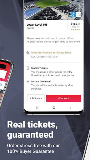 Vivid Seats | Event Tickets screenshot 3