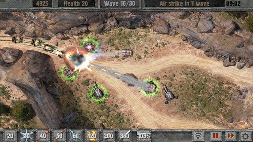 Defense Zone 2 HD Lite 1.6.2 screenshots 4