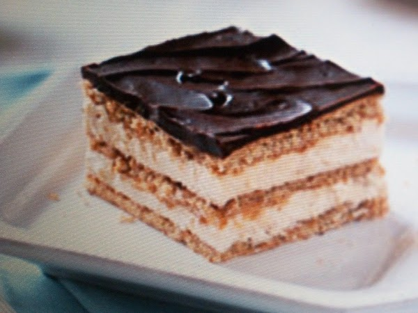 Chocolate Eclaire Pudding With Peanut Butter Recipe